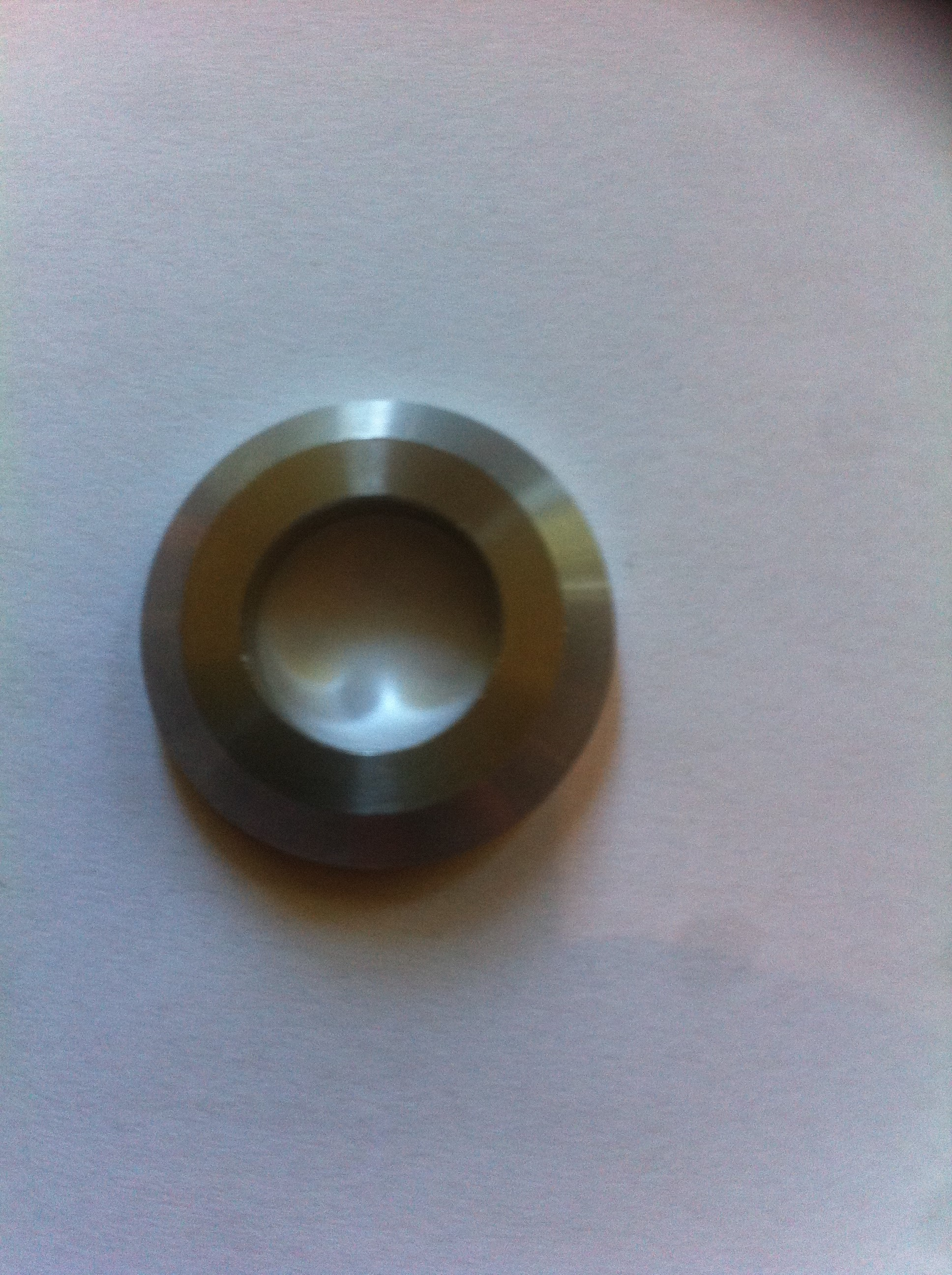 "1/2"" Satin Stainless Bevel Washer 122008"