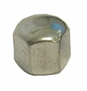 M 4 Hexagon Cap Nut DIN 917