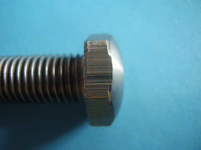 "DS-57 1/4""-26 BSCy x 3/8"" Hex Setscrew Domed"