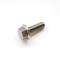 M 8-0.75mm x35 Hexagon Flange Head Setscrew Extra Fine