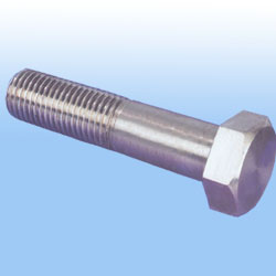 M 8 -1.25mm x 50 mm Hexagon Head Bolt Left Hand Din 931