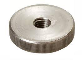 M 7-0.5mm Extra Fine Thumb Nut