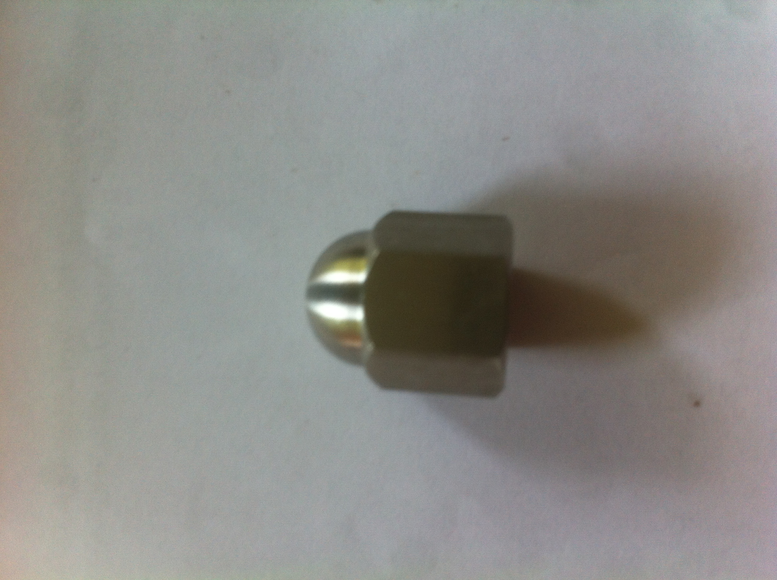 M10-1.25 Dome/Acorn Nut Part number 92020-003