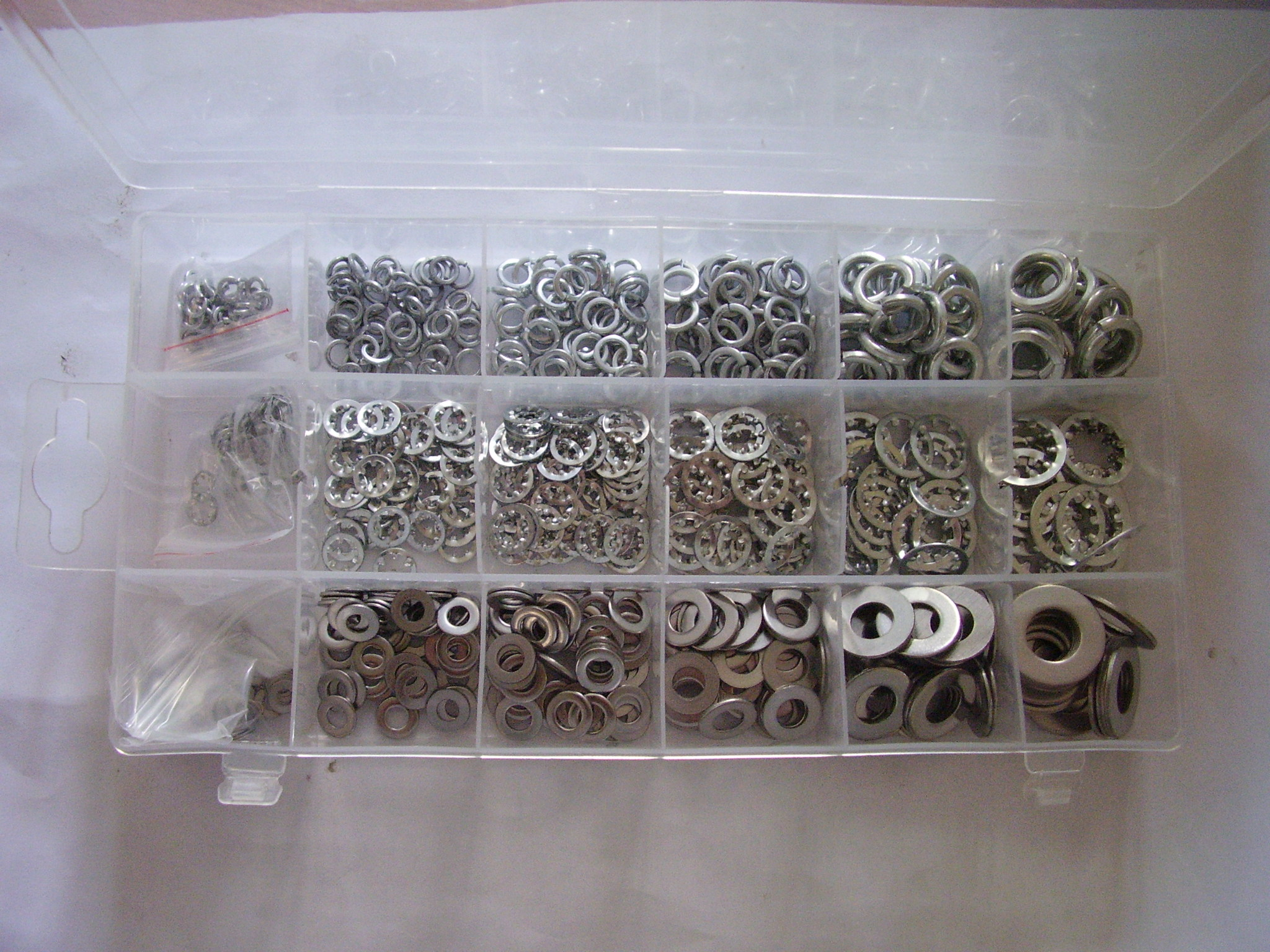 Metric Washer Kit