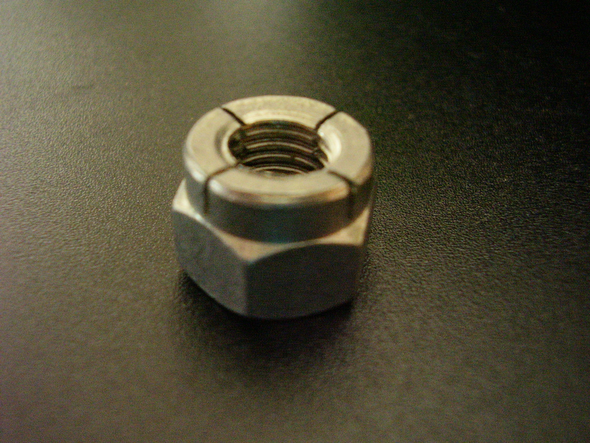 "(0.625"") 5/8"" UNF 'GRIPTITE' Stainless self locking nut"