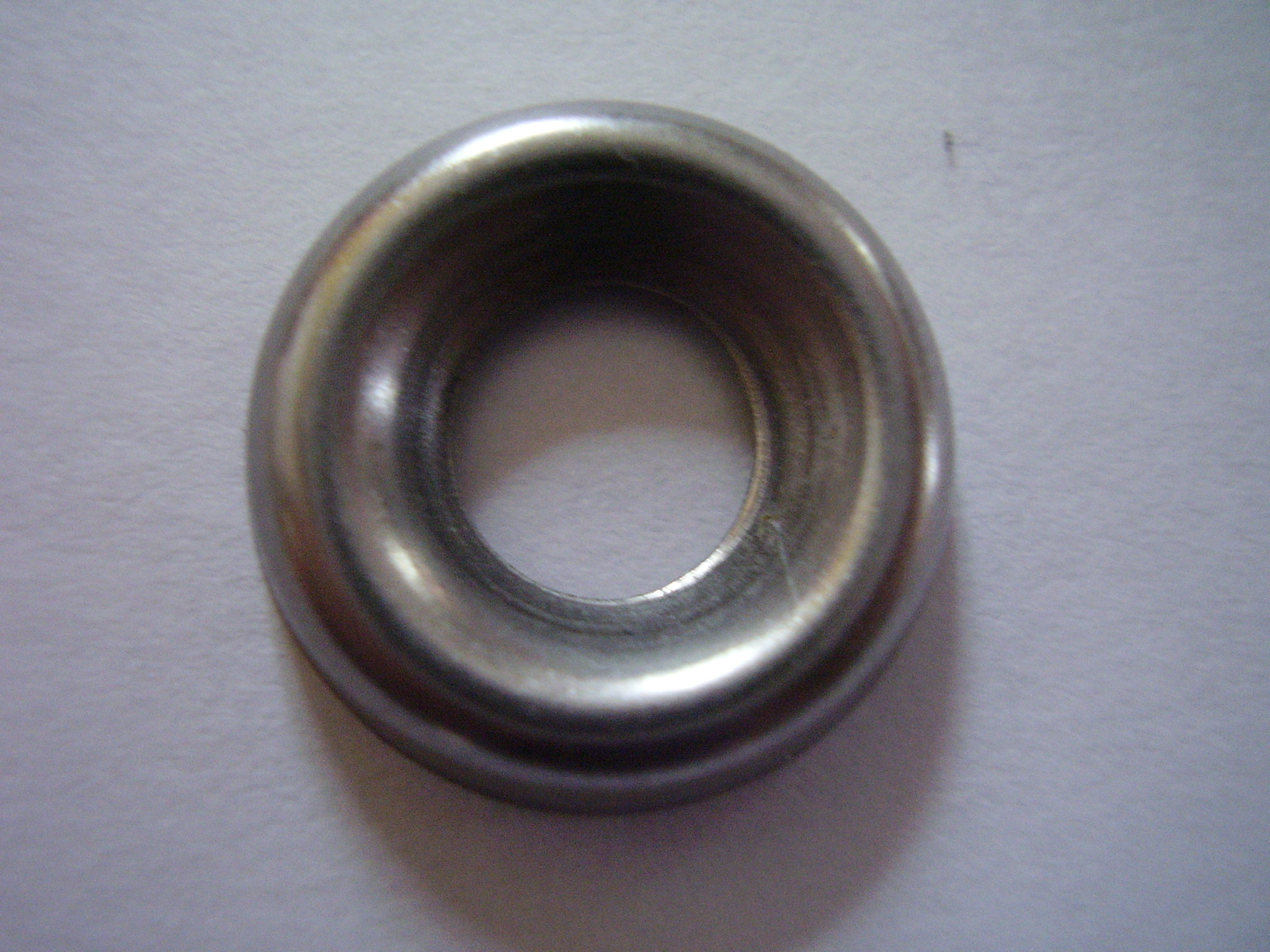 N0 10 Screw Cup Washers St Steel